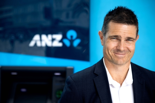 Ben Kelleher,  Managing Director, Retail and Business Banking, ANZ Bank New Zealand Ltd.