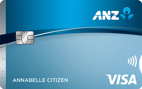 ANZ Low Rate Visa